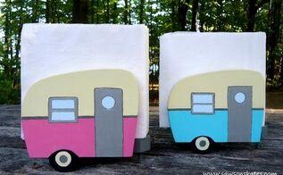 Happy Camper I Painted Hometalk