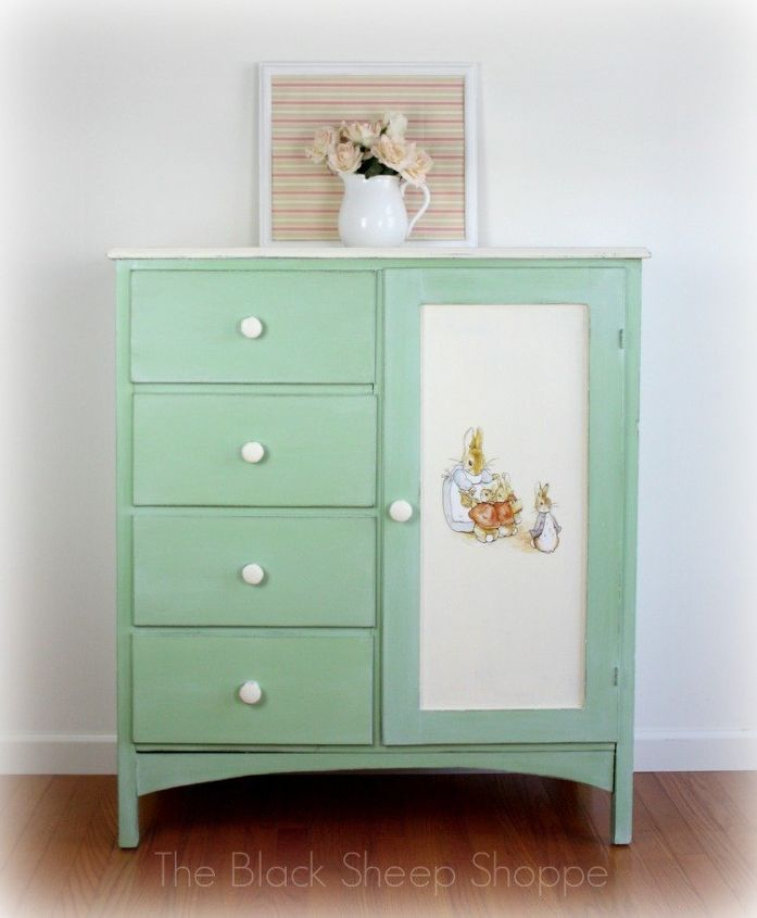 Get A Custom Artwork Dresser Without Being An Amazing