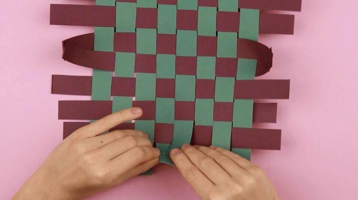 How To Make A Decorative Paper Basket Hometalk