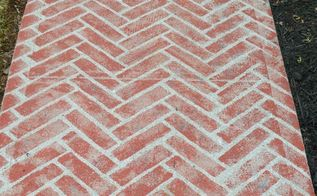 faking it brick paver edition, animals, appliance repair, appliances, architecture, basement ideas, bathroom ideas, bedroom ideas, bug extermination, bug repellent, chalk paint, chalkboard paint, christmas decorations, cleaning tips, closet, composting, concrete masonry, concrete countertops, concrete creations, concrete repair, container gardening, cosmetic changes, countertops, craft rooms, crafts, curb appeal, decks, decoupage, dining room ideas, diy, doors, earthworms, easter decorations, electrical, entertainment rec rooms, exterior home painting, fabric cleaning, fences, fireplace cleaning, fireplace makeovers, fireplaces mantels, fixing windows, flooring, flowers, foyer, furniture cleaning, furniture id, furniture refurbishing, furniture repair, garage doors, garages, gardening, gardening pests, gardening tools, go green, halloween decorations, hardwood floors, hibiscus, home decor, home decor cleaning, home decor dilemma, home decor id, home improvement, home maintenance repairs, home office, home security, homesteading, house cleaning, how to, hvac, hydrangea, indoor pests, interior home painting, kitchen backsplash, kitchen cabinets, kitchen design, kitchen island, landscape, large home improvement projects, laundry rooms, lawn care, lighting, living room ideas, major home repair, mantels, mason jars, minor home repair, organizing, outdoor furniture, outdoor living, outdoors cleaning, paint colors, painted furniture, painted furniture finishes, painting, painting cabinets, painting concrete, painting over finishes, painting upholstered furniture, painting wood furniture, pallet, patio, patriotic decor ideas, perennial, pest control, pet stain cleaning, pets, pets animals, plant care, plant id, plumbing, ponds water features, pool designs, porches, products, raised garden beds, real estate, removing paint from furniture, repurpose building materials, repurpose furniture, repurpose household items, repurpose unique pieces, repurpose windows, repurposing upcycling, reupholstoring, roofing, rustic furniture, seasonal holiday decor, shabby chic, shelving ideas, small bathroom ideas, small home improvement projects, spas, stairs, storage ideas, succulents, terrarium, thanksgiving decorations, tile flooring, tiling, tools, reupholster, urban living, valentines day ideas, wall decor, window treatments, windows, woodworking projects, wreaths