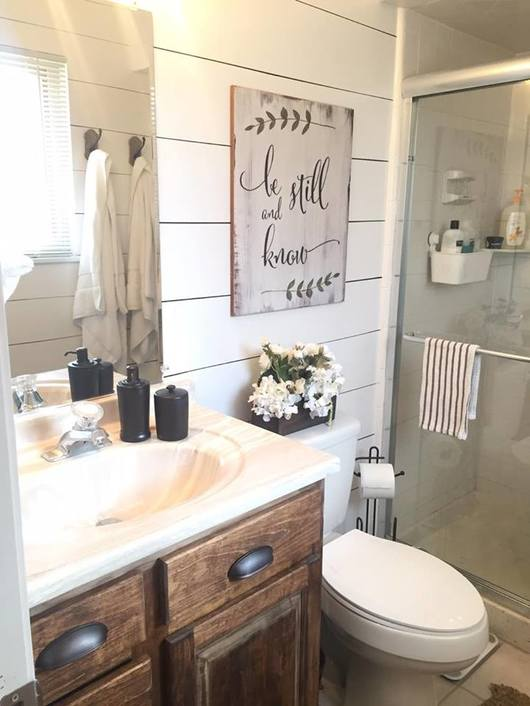 Faking It Painted Shiplap Edition Hometalk