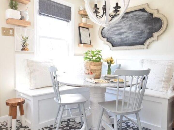 Built-in Kitchen Banquette
