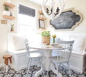Kitchen Banquette Part - 33: Built In Kitchen Banquette, Animals, Appliance Repair, Appliances,  Architecture, Basement Ideas