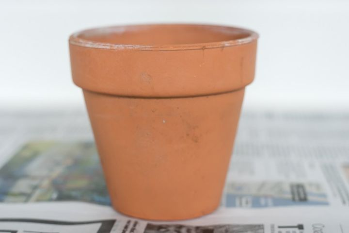 Diy Mossy And Aged Terra Cotta Pots Hometalk