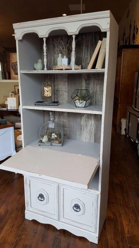 Free Bookcase Upcycle Hometalk