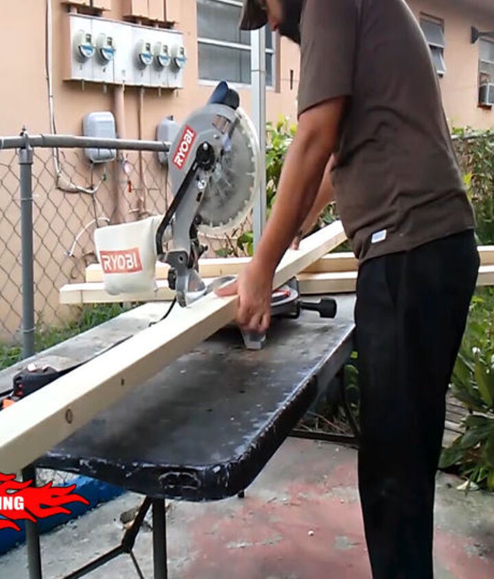 Building a frame with 2x4s