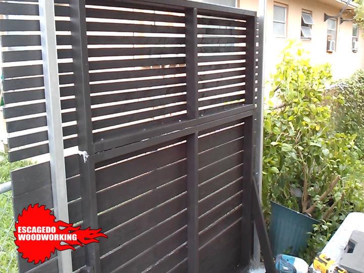 Privacy wall that blocks neighbors!!!