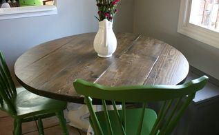 Turn A Folding Table Into A Dining Table Hometalk