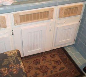 How to Update Flat Doors Using Throw-Away Cabinet Doors | Hometalk