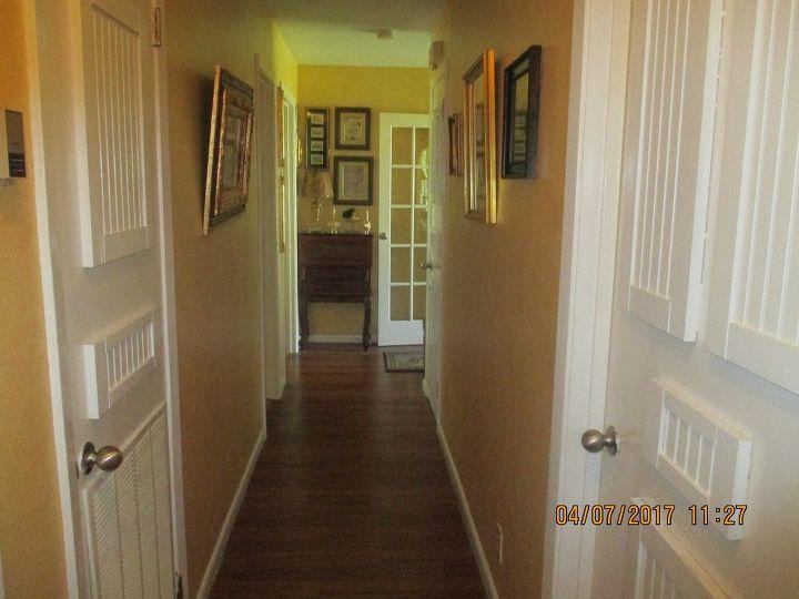 How to Update Flat Doors Using Throw-Away Cabinet Doors ...