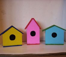 small bird houses for my spring summer wreath, animals, appliance repair, appliances, architecture, basement ideas, bathroom ideas, bedroom ideas, bug extermination, bug repellent, chalk paint, chalkboard paint, christmas decorations, cleaning tips, closet, composting, concrete masonry, concrete countertops, concrete creations, concrete repair, container gardening, cosmetic changes, countertops, craft rooms, crafts, curb appeal, decks, decoupage, dining room ideas, diy, doors, earthworms, easter decorations, electrical, entertainment rec rooms, exterior home painting, fabric cleaning, fences, fireplace cleaning, fireplace makeovers, fireplaces mantels, fixing windows, flooring, flowers, foyer, furniture cleaning, furniture id, furniture refurbishing, furniture repair, garage doors, garages, gardening, gardening pests, gardening tools, go green, halloween decorations, hardwood floors, hibiscus, home decor, home decor cleaning, home decor dilemma, home decor id, home improvement, home maintenance repairs, home office, home security, homesteading, house cleaning, how to, hvac, hydrangea, indoor pests, interior home painting, kitchen backsplash, kitchen cabinets, kitchen design, kitchen island, landscape, large home improvement projects, laundry rooms, lawn care, lighting, living room ideas, major home repair, mantels, mason jars, minor home repair, organizing, outdoor furniture, outdoor living, outdoors cleaning, paint colors, painted furniture, painted furniture finishes, painting, painting cabinets, painting concrete, painting over finishes, painting upholstered furniture, painting wood furniture, pallet, patio, patriotic decor ideas, perennial, pest control, pet stain cleaning, pets, pets animals, plant care, plant id, plumbing, ponds water features, pool designs, porches, products, raised garden beds, real estate, removing paint from furniture, repurpose building materials, repurpose furniture, repurpose household items, repurpose unique pieces, repurpose windows, repurposing upcycling, reupholstoring, roofing, rustic furniture, seasonal holiday decor, shabby chic, shelving ideas, small bathroom ideas, small home improvement projects, spas, stairs, storage ideas, succulents, terrarium, thanksgiving decorations, tile flooring, tiling, tools, reupholster, urban living, valentines day ideas, wall decor, window treatments, windows, woodworking projects, wreaths