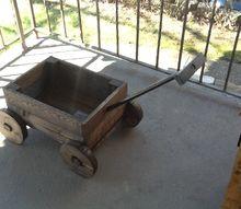 q flower wagon