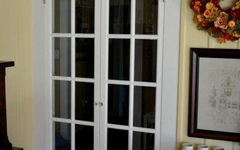 DIY Arched Door