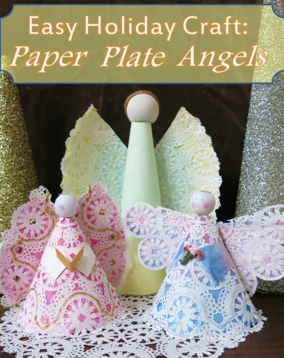e crafternoons last minute paper plate easter bunnies