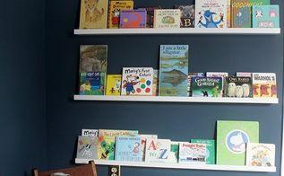 easy book ledges