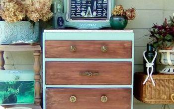 Nautical Theme Small Dresser (Fusion & Co) Challenge