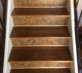 How To Reface Stairs Photos Freezer And Stair Iyashix
