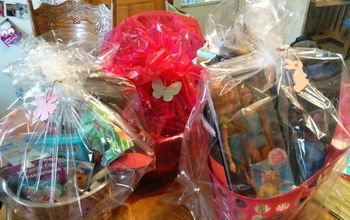 Easter Baskets With More Than Candy!