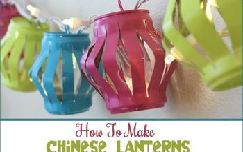 DIY Chinese String Lanterns