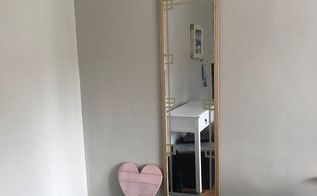 washi tape fretwork mirror for 5