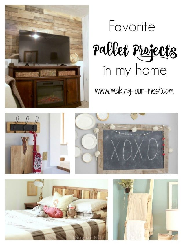 favorite pallet projects