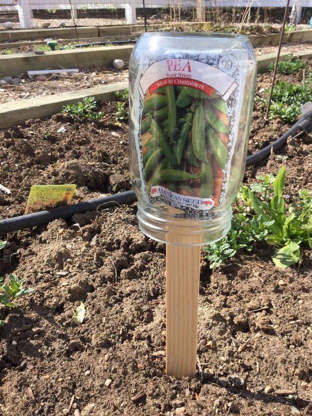 garden markers 5 options