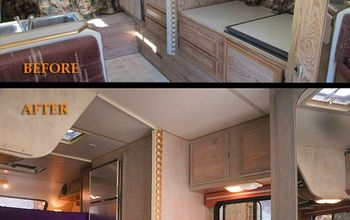 CAMPER MADNESS: Before & Afters