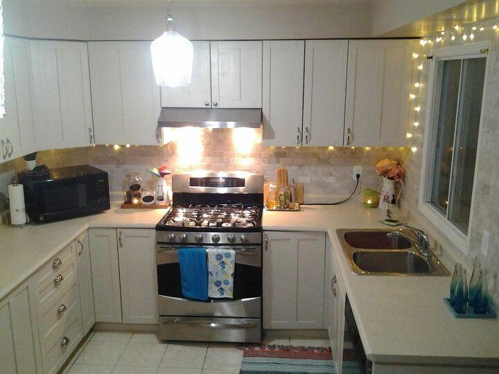e kitchen make over