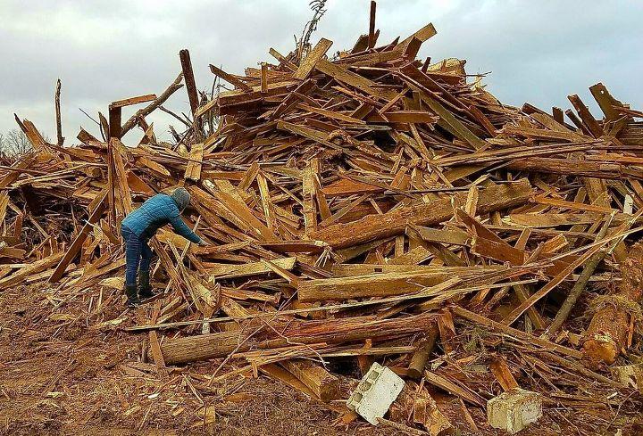 100+ Year Old Barn Wood