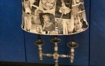lamp turns glamp