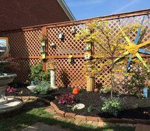 prayer garden updates