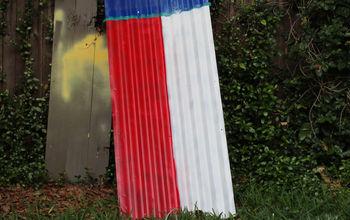 texas independence day porch decor
