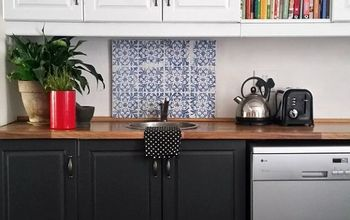 Quick and Easy DIY for an Inexpensive Kitchen Makeover