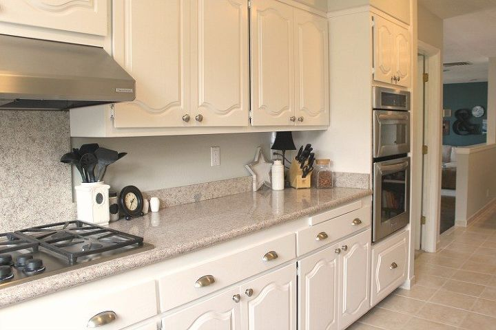 Easy Way To Remove Paint From Kitchen Cabinets