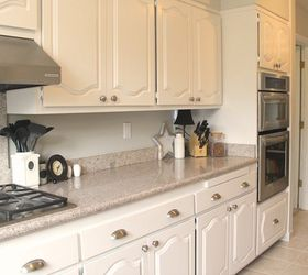 my new favorite way to paint kitchen cabinets & My New Favorite Way to Paint Kitchen Cabinets | Hometalk