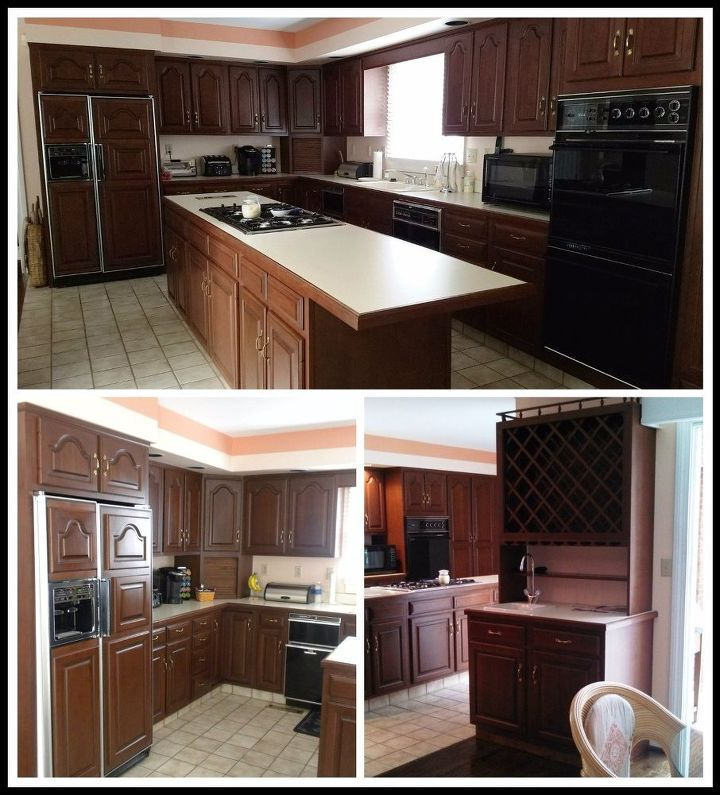 Before: 1980s Traditional Kitchen