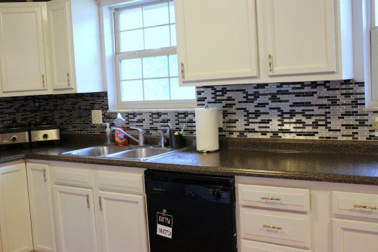 Peel N Stick Backsplash Tile Hometalk
