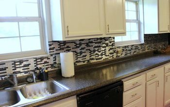 peel n stick backsplash tile