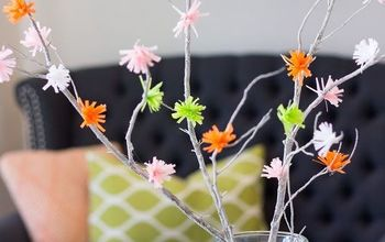 Spring Flowering Branches - Made for Pennies!