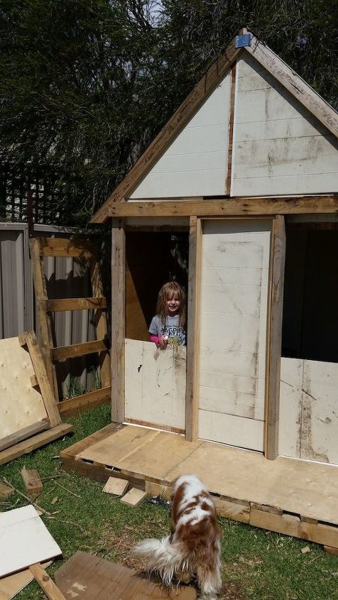 Cubby House For Under Hometalk - Cubby house