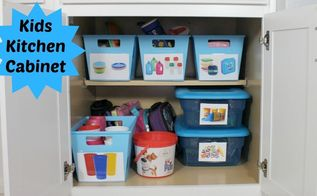 kids kitchen cabinet