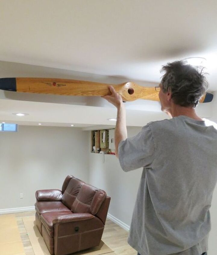 How To Hide An Electrical Panel In A Finished Basement Hometalk