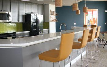 midcentury modern kitchen refresh