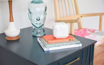 Mid Century Table Makeover Video
