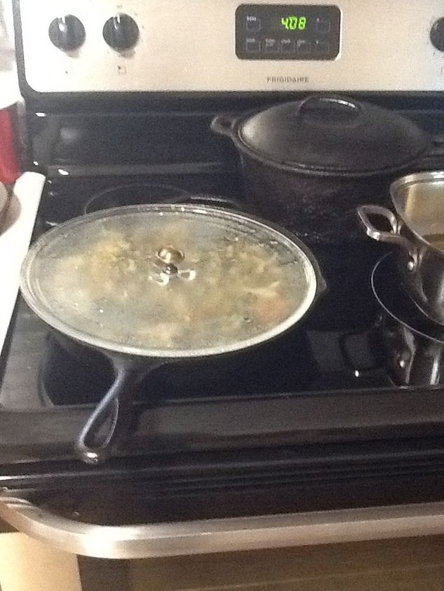 e tops for cast iron frying pans