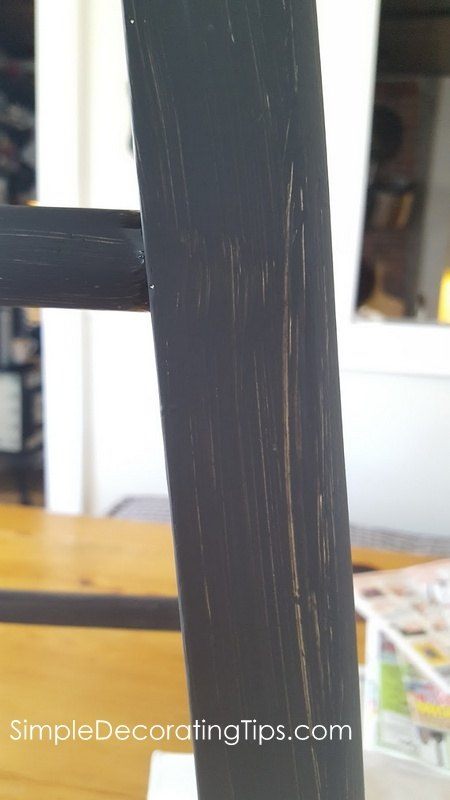 counter stool makeover