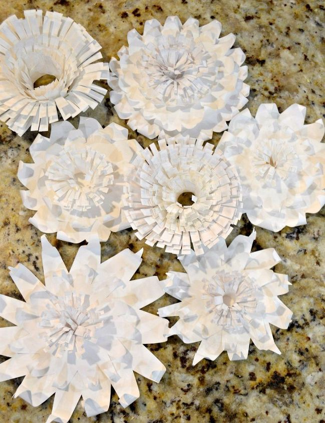 Diy Paper Flower From Paper Plates Hometalk