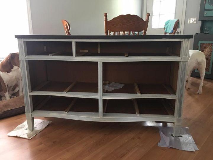 updating a dresser