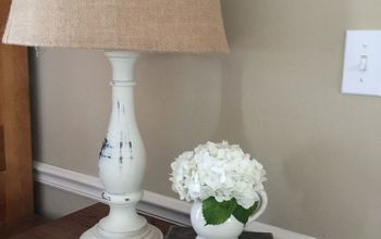 DIY Lamp Finials