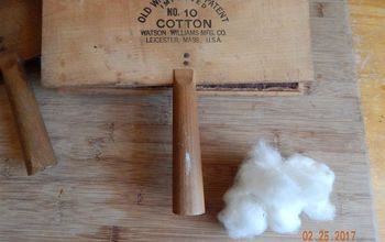 How to Grow Your Own Cotton and Make Your Own Yarn
